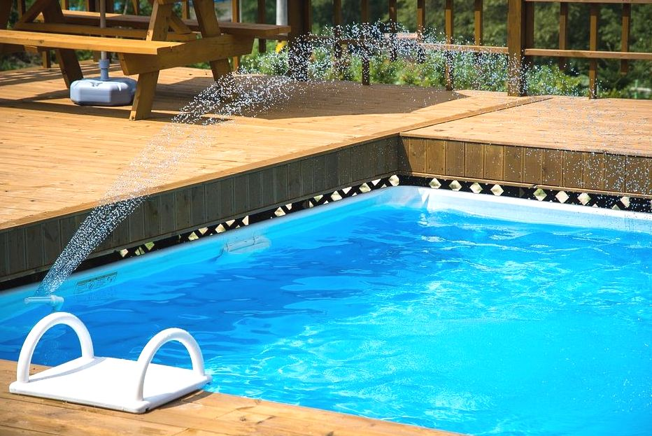 Pool Coping Stone - Residential Pool Service LLC